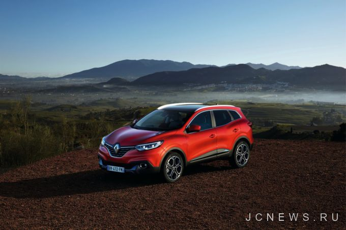 Renault занес в планы Kadjar RS